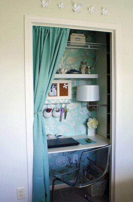 Once a linen cupboard