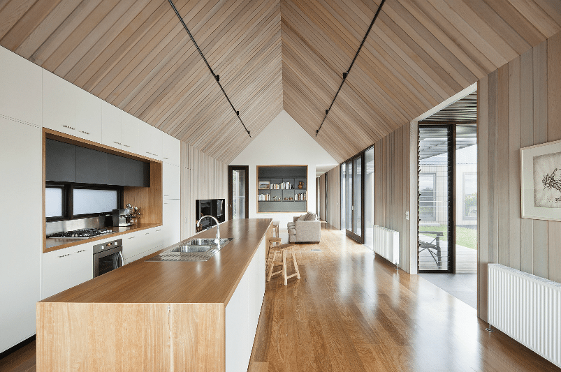 A wonderful use of timber