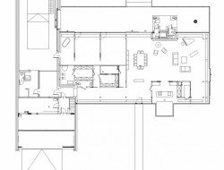 Jodlowa House - Ground floor plan