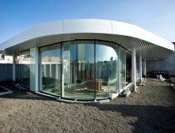 Simplon - penthouse nearing completion