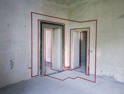 Felice Varini - Shades of Escher