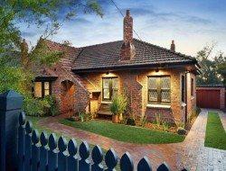 Take a modest 1930's home...