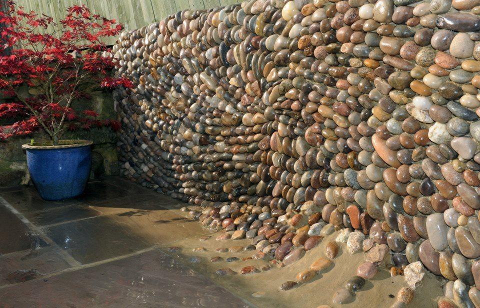 Free-form stonework 2
