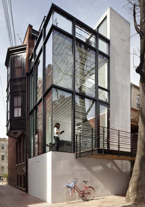 Barcode House 1