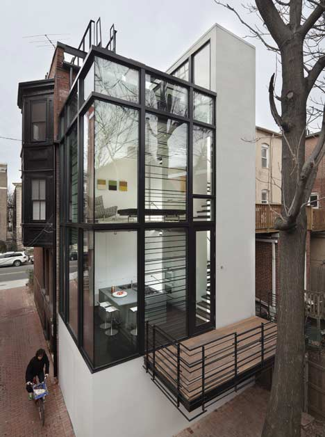 Barcode House 4