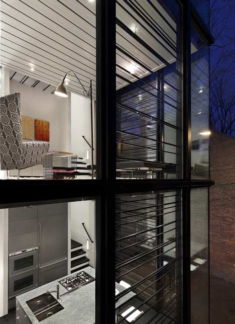 Barcode House 8