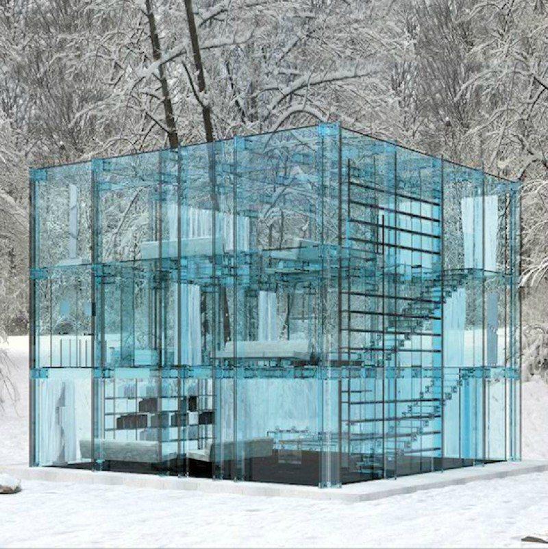 The Glasshouse - Milan, Italy