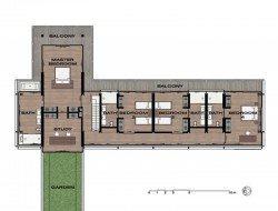 Villa Amanzi - Plan L3