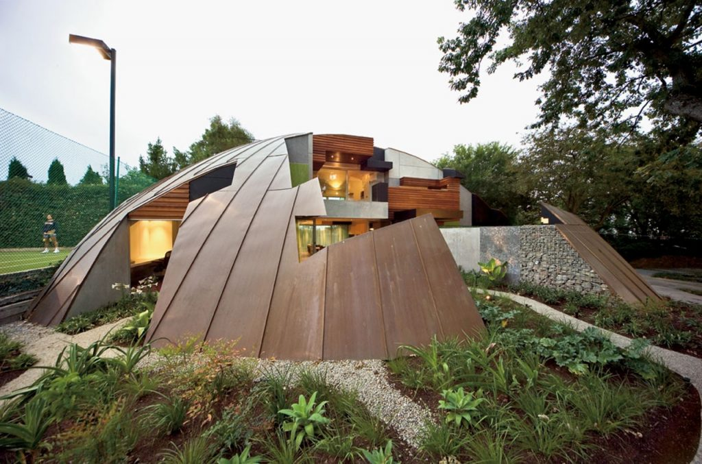The Dome House – The Owner-Builder Network