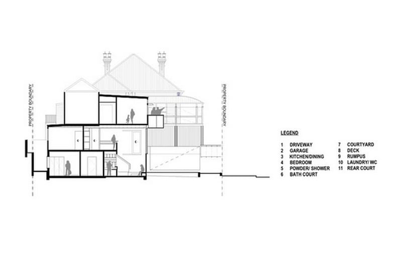 Red Hill House & Home Office - Bligh Graham Architects