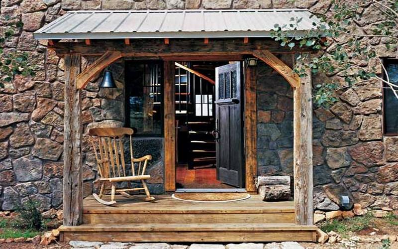 Recycled Colorado Cabin