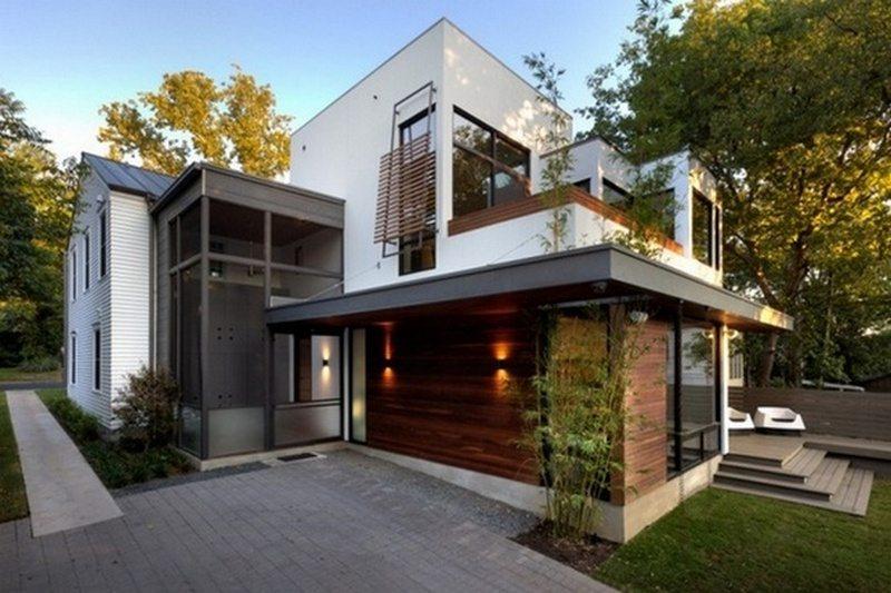The Harris Blvd Home