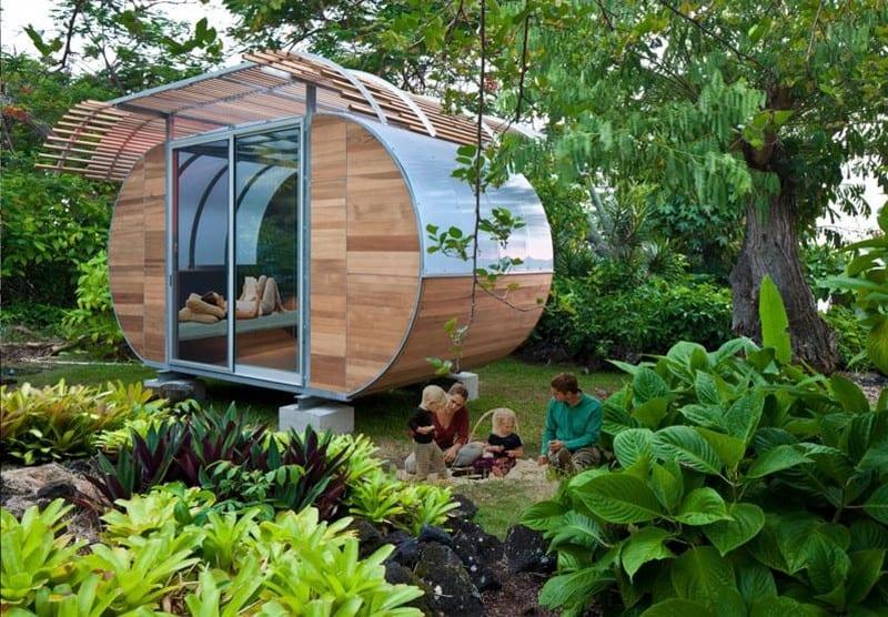 House Arc - Big Island, Hawaii