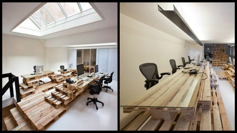 Pallet Office – Amsterdam