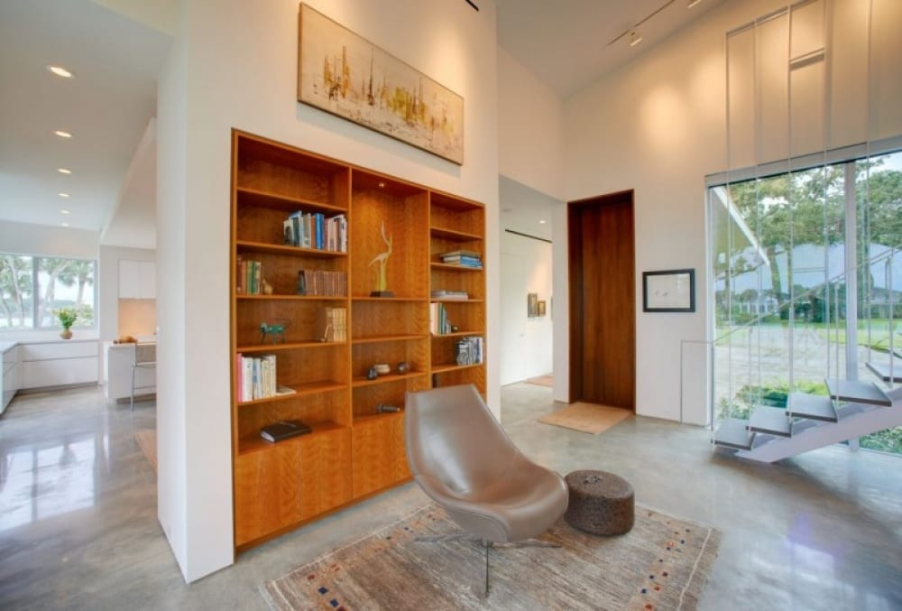Barrier Island House - Sanders Pace Architecture
