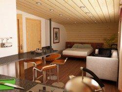 Eco-Perch - Bedroom
