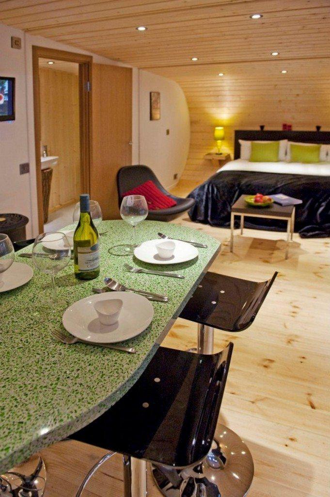 Eco-Perch - Dining Area