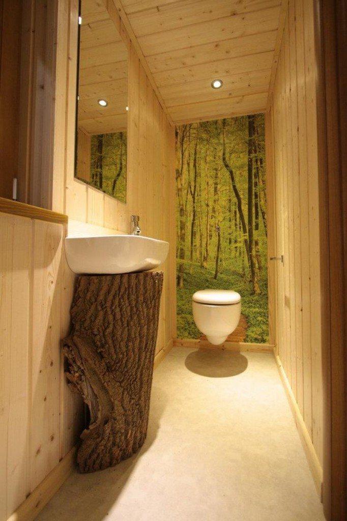 Eco-Perch - Bathroom