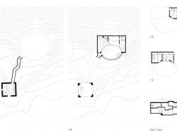 Villa Vals - Sections