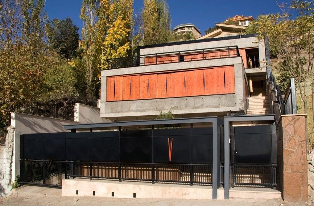 A friend's villa - Tehran 15