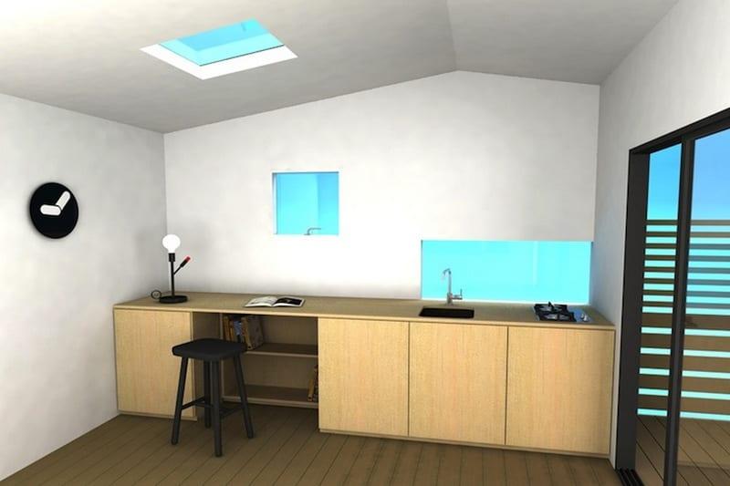 The Mini House - Jonas Wagell