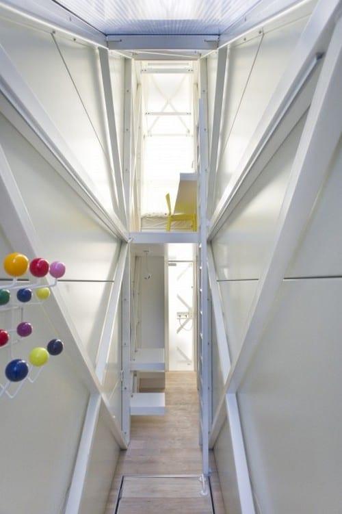 Keret House - Poland