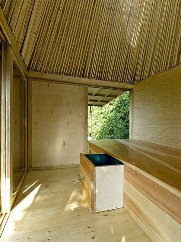 The Hat Tea House - A1 Architects