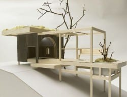 Tea House Hanging Garden - Model 6