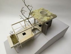 Tea House Hanging Garden - Model 7