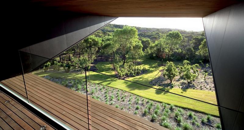 Cape Schanck House – as dramatic as the landscape…