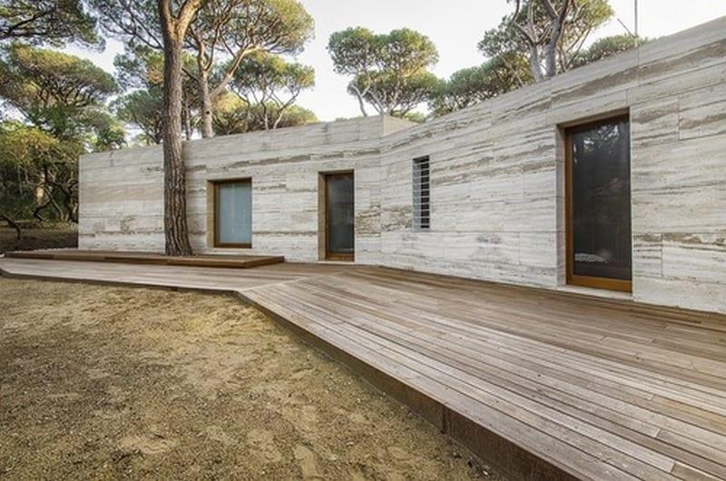 Italian Summer House - Massimo Fiorido Associati