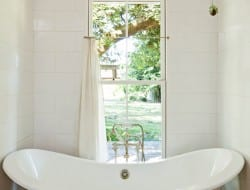 Tiny House - Bath Tub