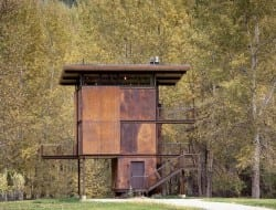 Delta Shelter - Olson Kundig Architects