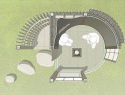 The Tea House - Floorplan