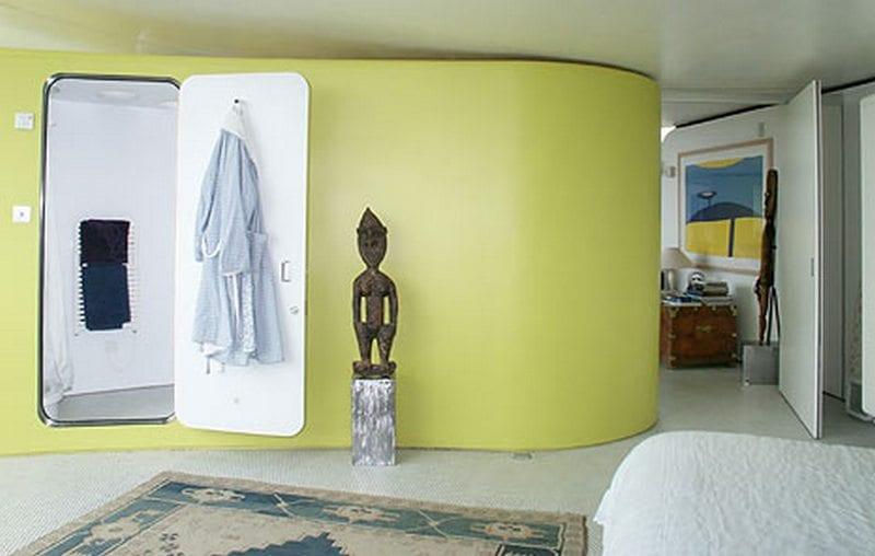 Malator house aka tellytubby house malator unique house for Malator underground eco house