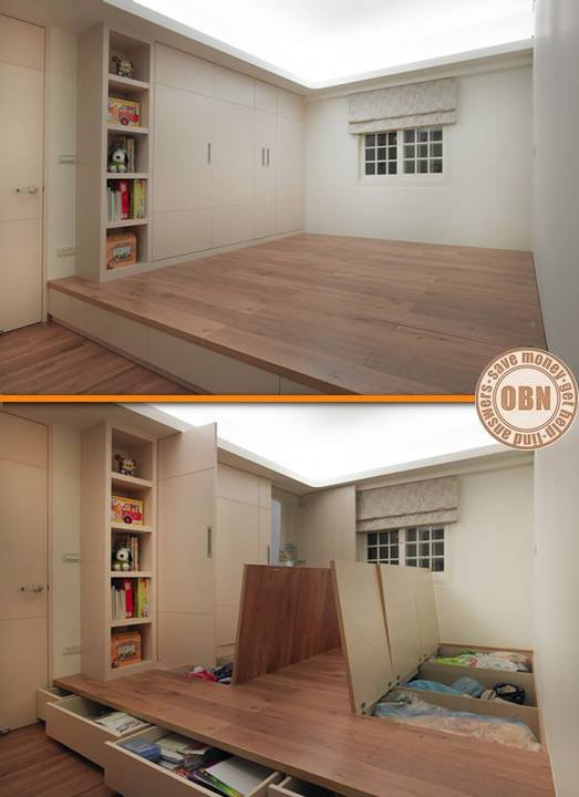 You guys have the most interesting comments. We'd like to hear your thoughts on this storage idea. What do you think of it?