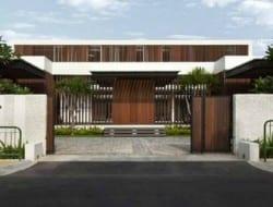 Enclosed Open House - Singapore