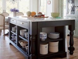 While the style may not suit your kitchen, what are your thoughts on the open shelving?