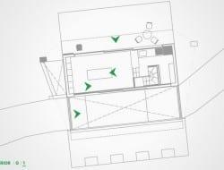 Base Valley House - 1st Floor Plan