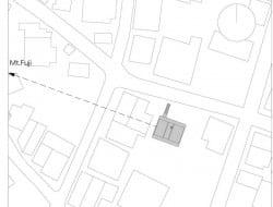 Amida House - Site Plan