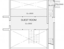 Amida House - Floor Plan