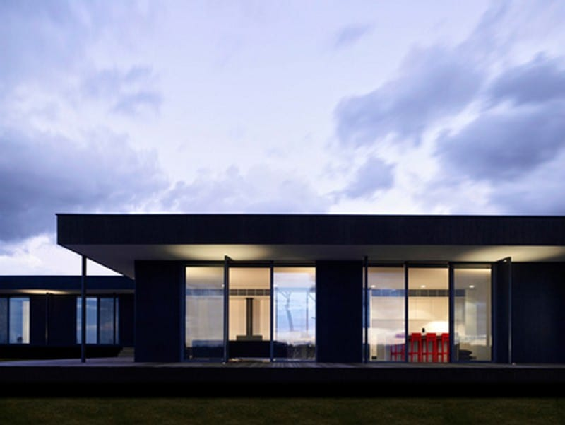 Country Victoria Modular House - Victoria, Australia
