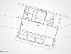 Base Valley House - Ground Floor Plan