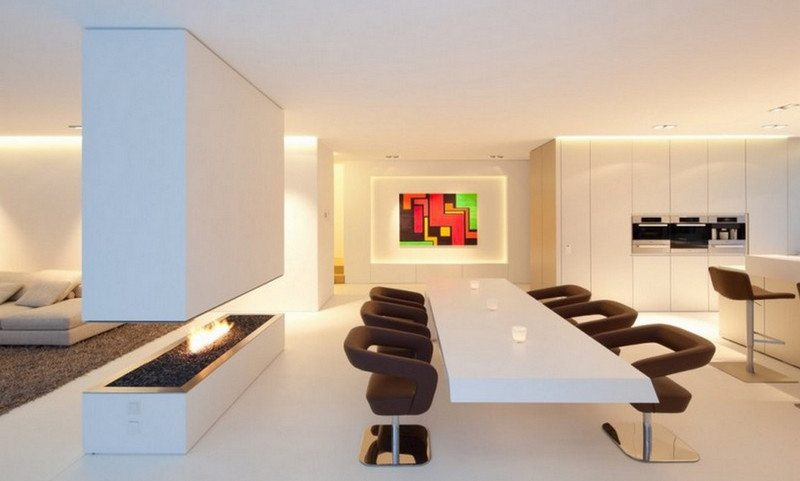 HI-MACS - wall to wall, floor to ceiling!