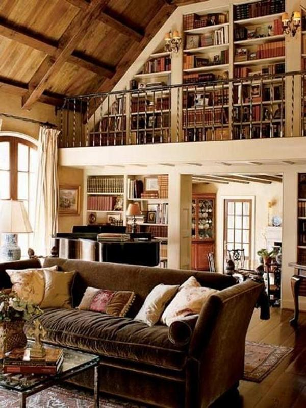 This space ticks so many boxes. A place for a piano, plenty of bookshelves, amazing hardwood floors and good natural light. Have I missed anything?