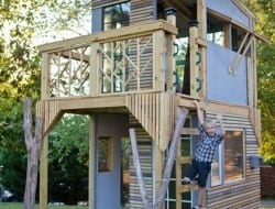 Tree House - http://www.eilasblog.com/treehouse/