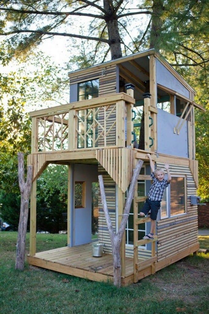 Tree House - http://www.eilasblog.com/treehouse/