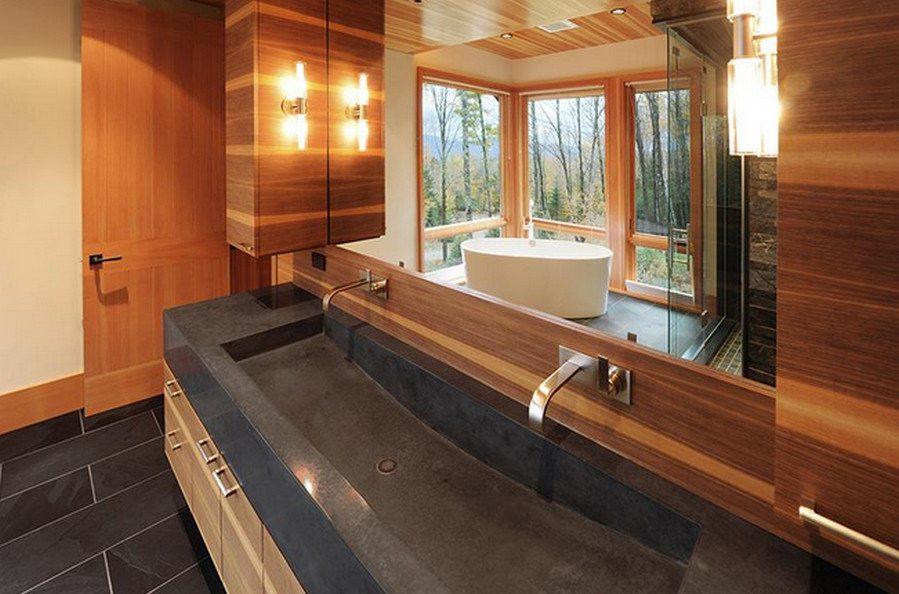 Vermont Mountain House - Marcus Gleysteen Architects