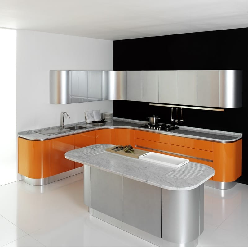 Kitchens and more kitchens the owner builder network - Aran cucine italy ...