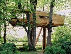 Pendelhof Tree House by Baumraum - Bremerhaven, Germany